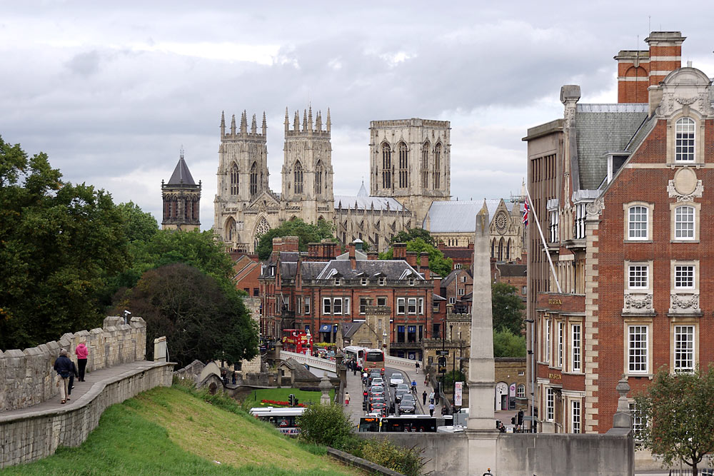 Why invest in york